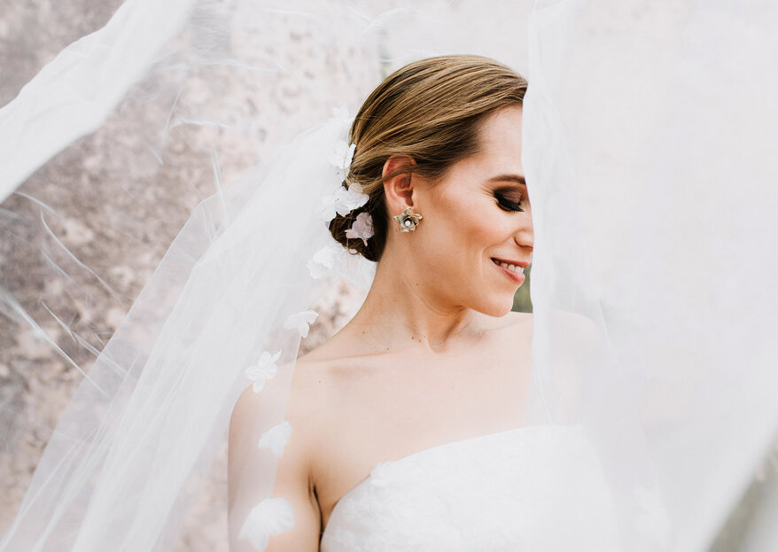 ebd185de5 Cómo elegir los accesorios que combinen con tu vestido de novia