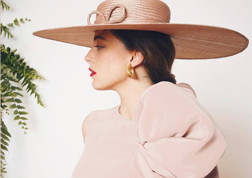 Pamelas para invitadas: guía de estilo para usar el accesorio de la temporada