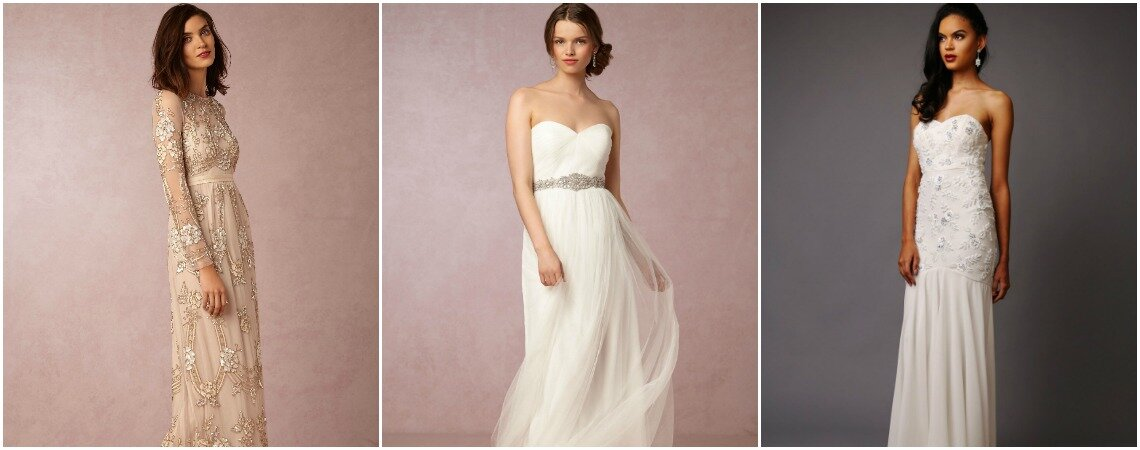 40 Cheap Wedding Dresses You'll Fall in Love With