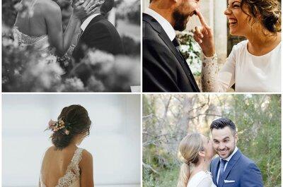 Los 13 mejores fotógrafos para tu boda en Valencia