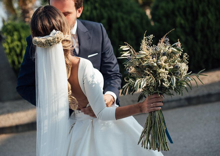 La ilusión, el motor de nuestras vidas: la boda de Estrella y Víctor