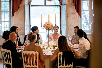 Come organizzare al meglio la disposizione dei tavoli al ricevimento di nozze