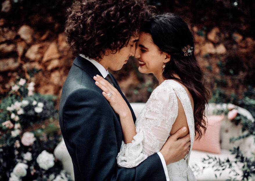 Una boda parisina en la sierra de Mallorca: el estilo barroco en su máxima expresión