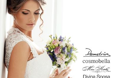Venez découvrir en avant-première les collections de robes de mariée 2017