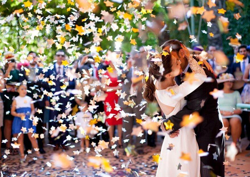¿Quieres que tu matrimonio sea una auténtica fiesta? Cuenta con los mejores