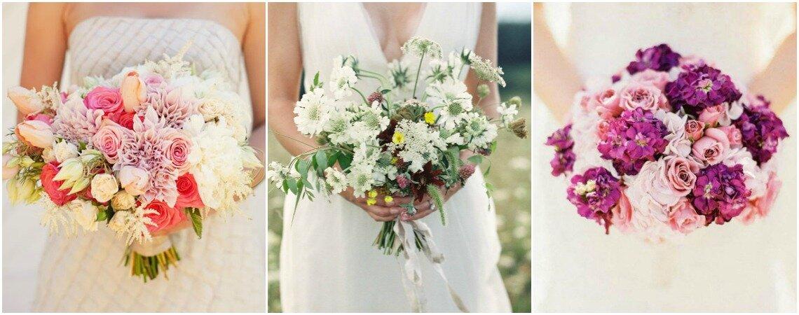 Ramos de novia: la inspiración perfecta para lucir en tu boda
