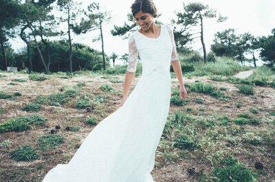 5 tipos de cauda de vestidos de noiva para 5 tipos noiva: escolha a que melhor se adapta ao seu estilo!