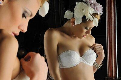 L'intimo da sposa, l'alleato segreto del tuo look nuziale