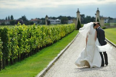 12 Lieux de réception pour une cérémonie laïque magnifique en Gironde !