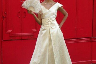 Perry Ah Why, des robes de mariée fabuleuses à découvrir
