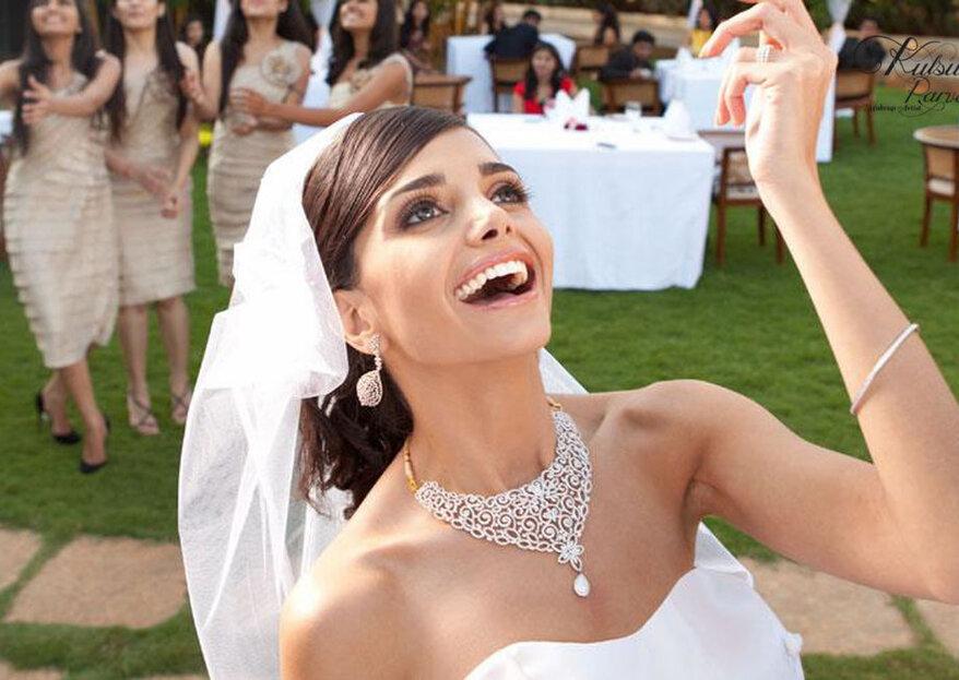 Bangalore Brides: Top 5 Bridal Make-up Artists
