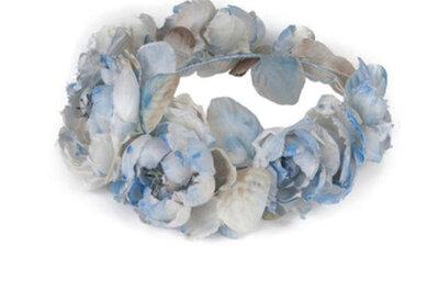 Etwas Blaues für Ihre Hochzeit!