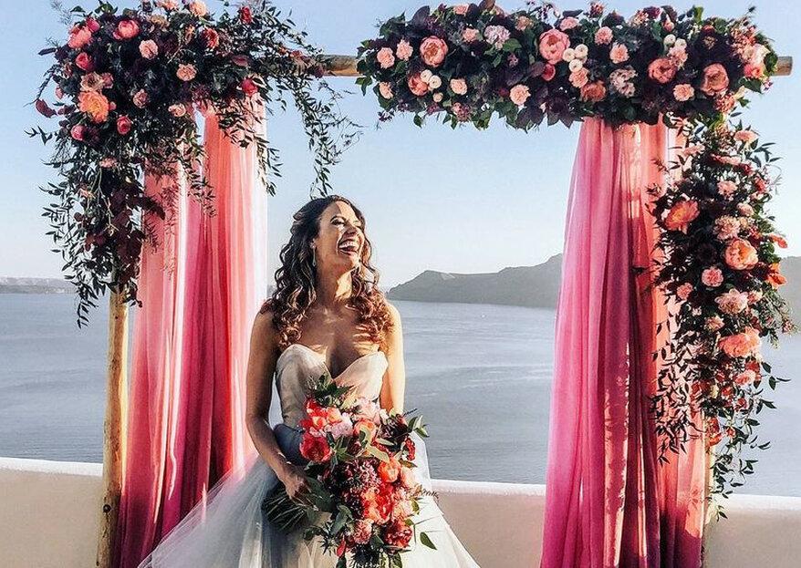 Fundos DeCoração: mobiliário decorativo para bodas inovadoras... Em estilo e originalidade