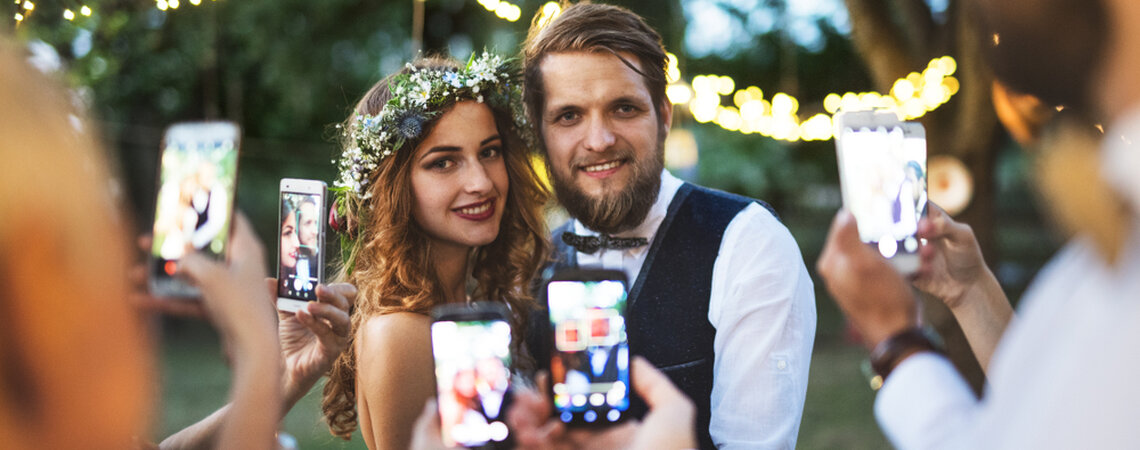 Instagram & Hochzeiten – Von der höchsten Form der Liebesbekundung zur Königsklasse der Selbstinszenierung?