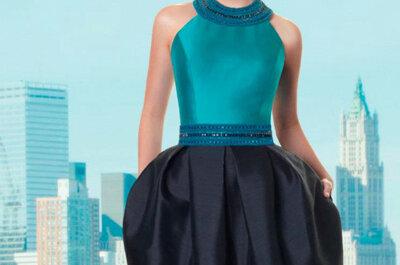 ¿Aún tienes una boda este invierno? No te pierdas los espectaculares vestidos para invitadas de las colecciones 2013
