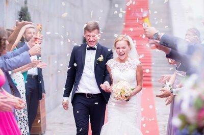 Свадебные традиции, которые подлежат модернизации!
