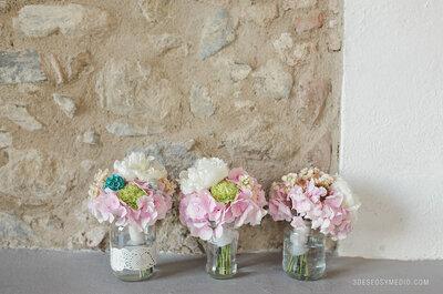 El encanto de las bodas de primavera: ¡sabores, olores y lugares mágicos!