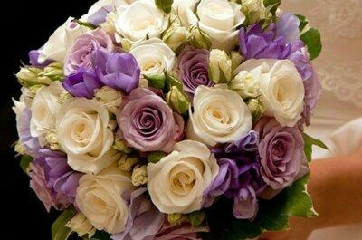 Descubre 5 estilos de bouquet de novia 2017. ¡Elige tu favorito!