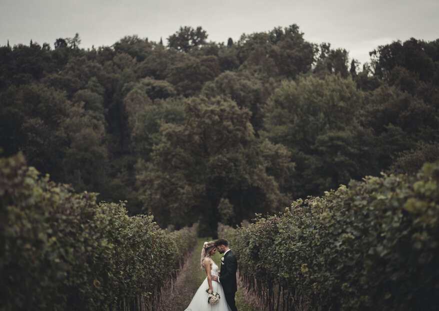 Emozionanti e d'ispirazione: scopri i fotografi che renderanno uniche le vostre nozze