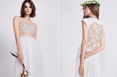 Inscrivez-vous vite au défilé exclusif de robes de mariée au Printemps Haussmann