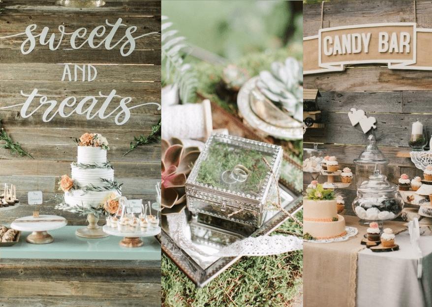 Свадьба в эко-стиле: советы и рекомендации свадебных профессионалов!