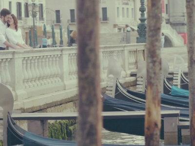 Ewelina i Mateusz. Miłość w Wenecji. Czy może być piękniej?