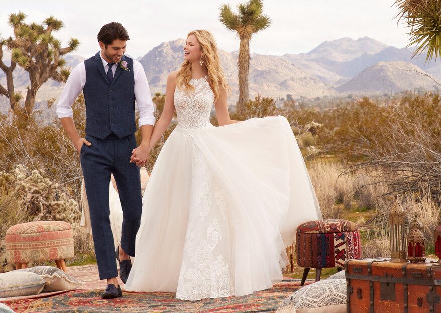 Mori Lee Bridal: la tienda en donde encontrarás el vestido ideal para tu gran día