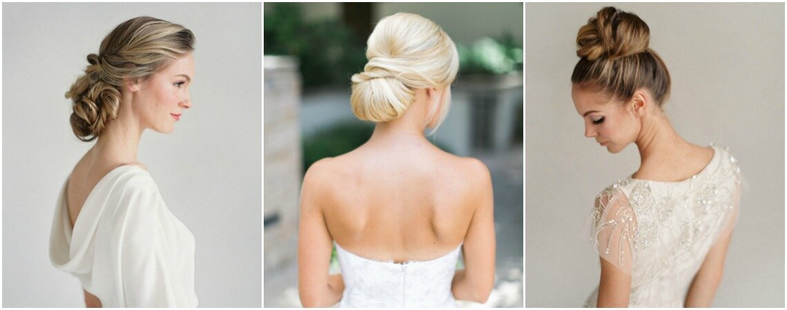 Acconciature da sposa raccolte: scopri l'ultima preziosa tendenza