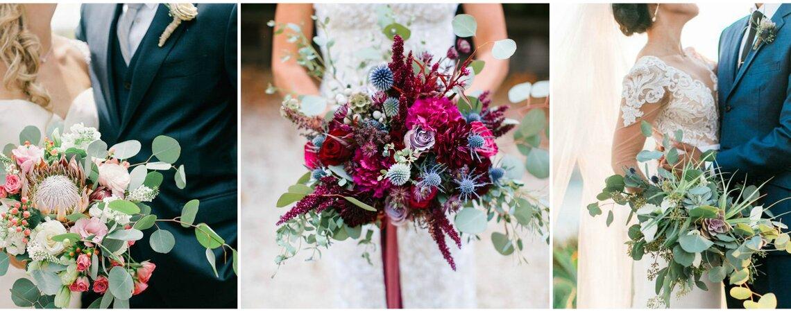 Wildblumen im Brautstrauß – Wie Ihnen die Natur ein wundervolles Accessoire schenkt
