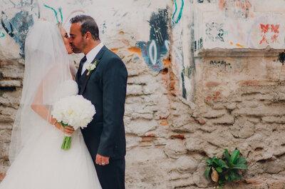 La mejor definición del amor eres tú: La boda de Rocio y Fernando