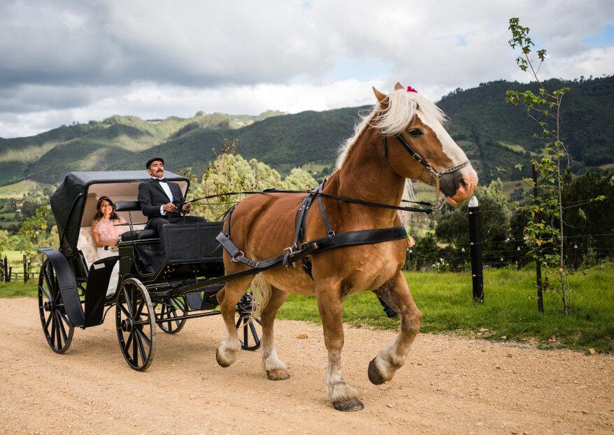 Noche de bodas y celebración en una misma locación para bodas, ¡conoce Hacienda La Victoria!
