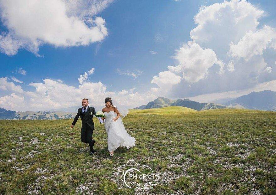 La fotografia delle vostre nozze, un cimelio da conservare per sempre