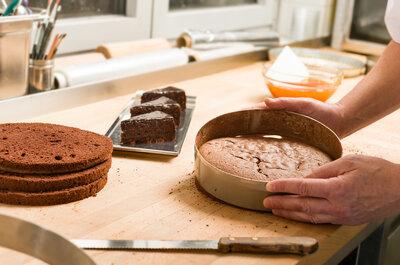 Торт на свадьбу своими руками: рецепт