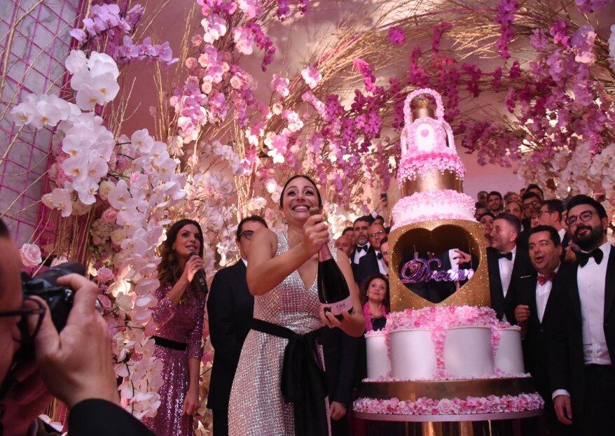 Weddings Luxury Awards: l'evento organizzato da Cira Lombardo che ha fatto sognare Napoli