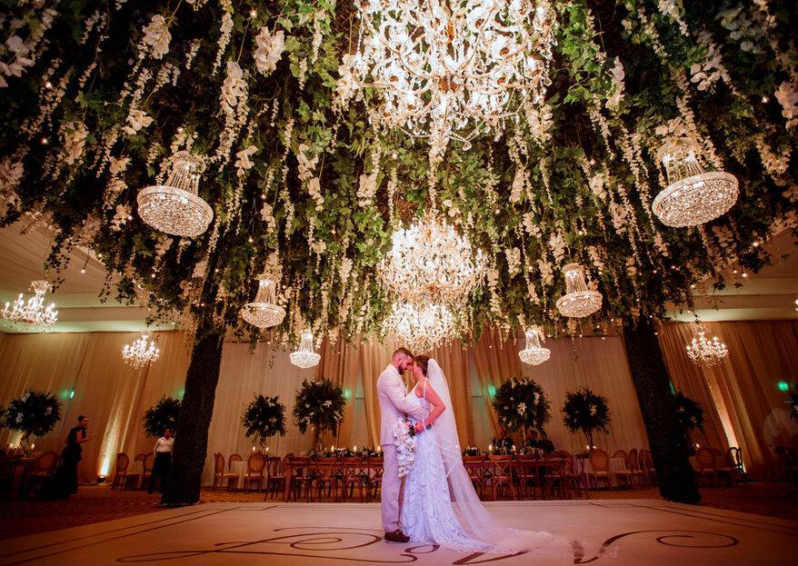 ¿Sueñas con una boda llena de flores? Estas wedding planner te dan las claves para acertar