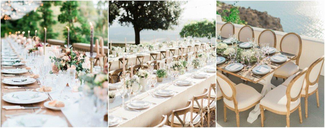 ¿Mesas imperiales en la recepción de tu matrimonio? ¡Revoluciona tu decoración con grandes propuestas!