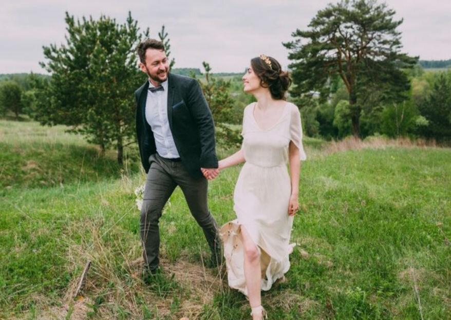 Свадьба в мае: мы говорим да!
