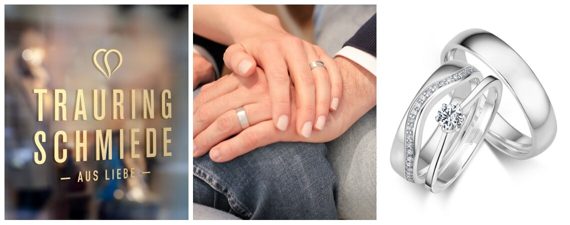 Wenn Brautpaare die perfekten Trauringe finden – Erfolgsgeschichten, die ein ganzes Leben halten