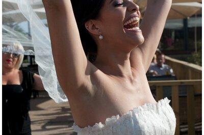 Yolanda Evans: Velos, mantillas y tocados para novia