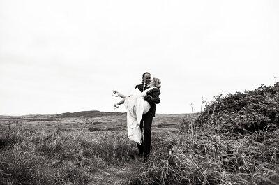 Agnès et Yannick : leur joli mariage fleuri aux couleurs pastel qui nous inspire !