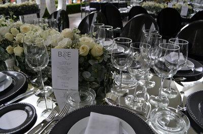 Eventos llenos de estilo con un nuevo concepto en diseño de bodas. ¡Espectacular!