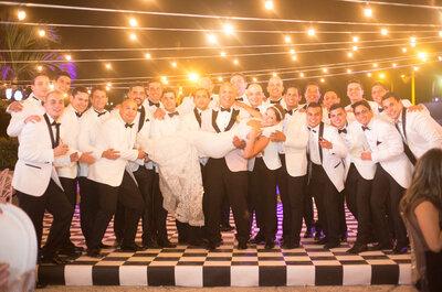 Los hombres de tu boda - Foto: Valeria Quintero Fotografía
