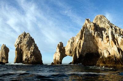 Los santos más románticos están en Mexico: San Lucas y San Jose del Cabo