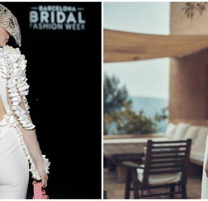 f97774821 Vestidos de novia con escote en la espalda: ¡los querrás todos!