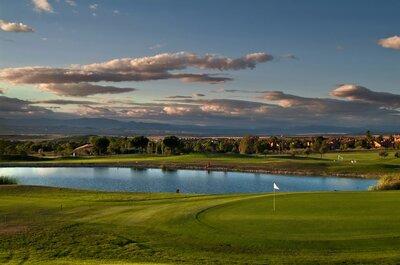 La boda de tus sueños en Club de Golf: Suites Retamares