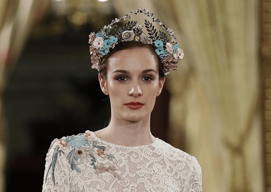 Coronas para novias 2019: ¿Ya checaste la nueva tendencia?