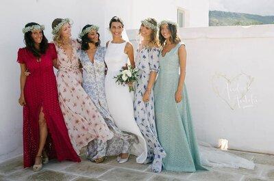 Quanto influisce il colore dei capelli nella scelta dell'abito da cerimonia?