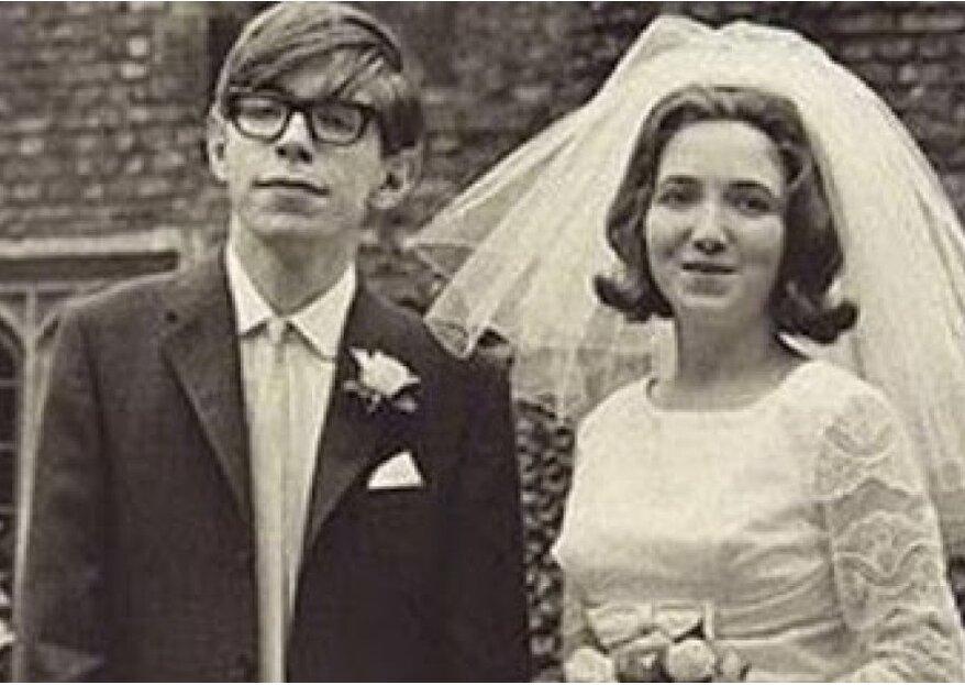 El físico Stephen Hawking ha muerto. Recordamos su historia de amor con Jane Wilde Hawking