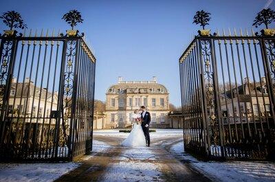 Styled Shoot: Winterse Royal wedding