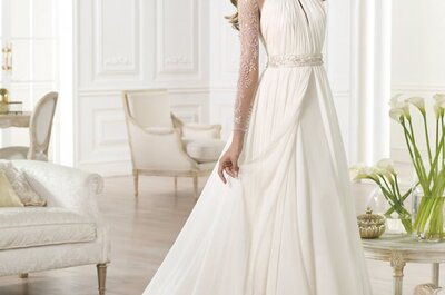 Pronovias 2015: Glamour and style for your big day